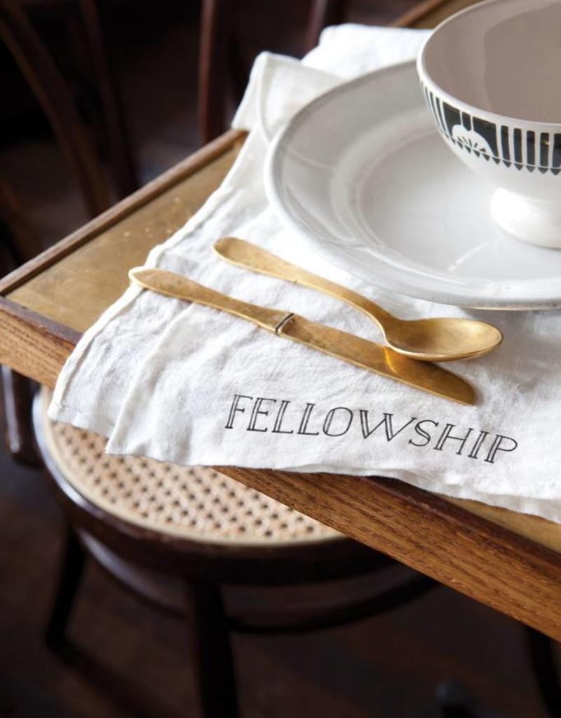 Linen Fellowship Napkin - Set of 4