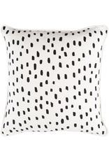 Dalmatian Down Throw Pillow