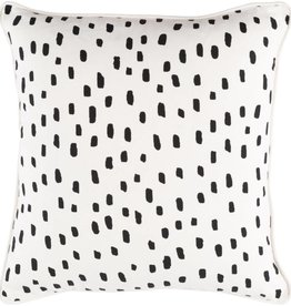 Dalmatian Down Accent Pillow