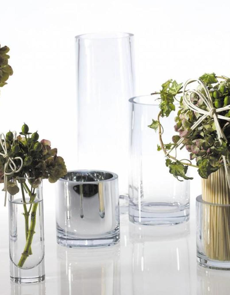 Tapered Glass Vase - Small