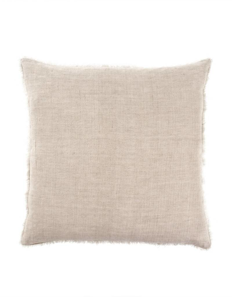 Belgian Linen Pillow - Dusty