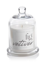 Black Fig Vetiver Lyla Candle with Dome Jar