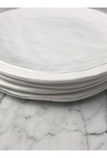 White Ceres Dinner Plate