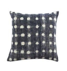 Indigo Dot  Pillow