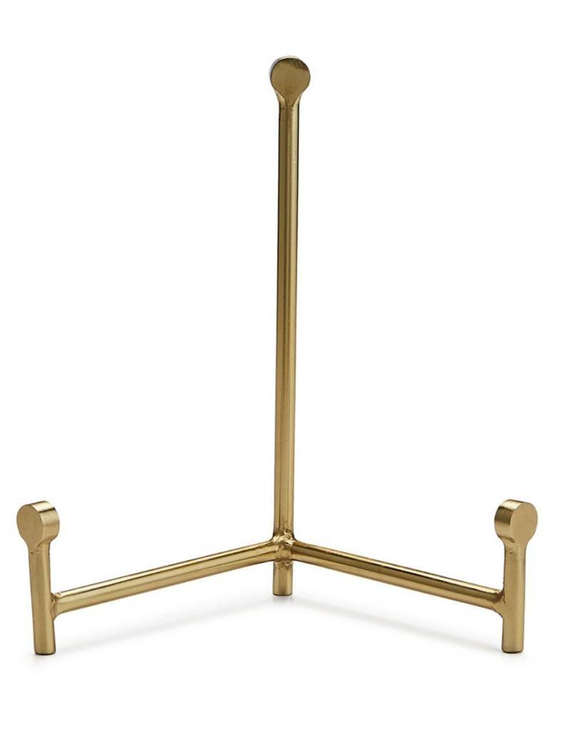 Small Gold Metal Easel