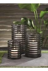 Medium Black Ring Lantern