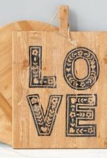 LOVE Boho Board