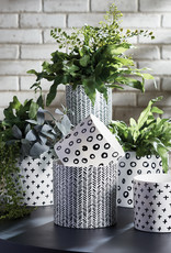 Large Oliver Garden Pots
