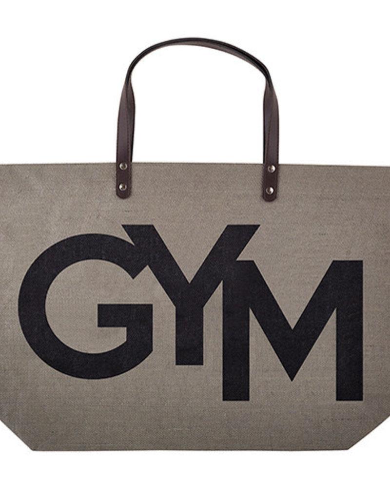 GYM -Jute Bag