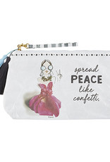 Peace Babe Tyvek Pouch