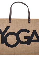 YOGA- Jute Bag