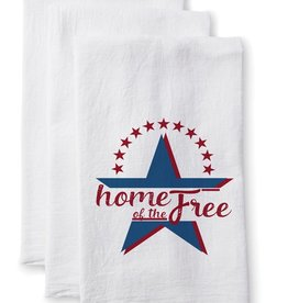 Home of the Free Towel