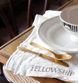Linen Fellowship Napkins - 20.5 SQ.- single
