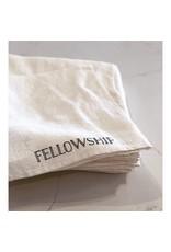 White Linen Fellowship Napkins