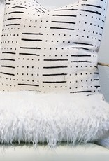 """Bryar Wolf Baker 20x20"""" Accent Pillow"""
