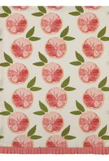 "Grapefruit Tea Towel - 18x25"""