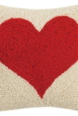 """Heart Pillow - 10x10"""""""