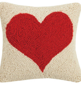 Heart Pillow - 10x10""