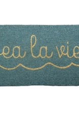 Aqua Sea La Vie Coir Door Mat