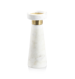 Marmo Marble Pillar Candle Holder