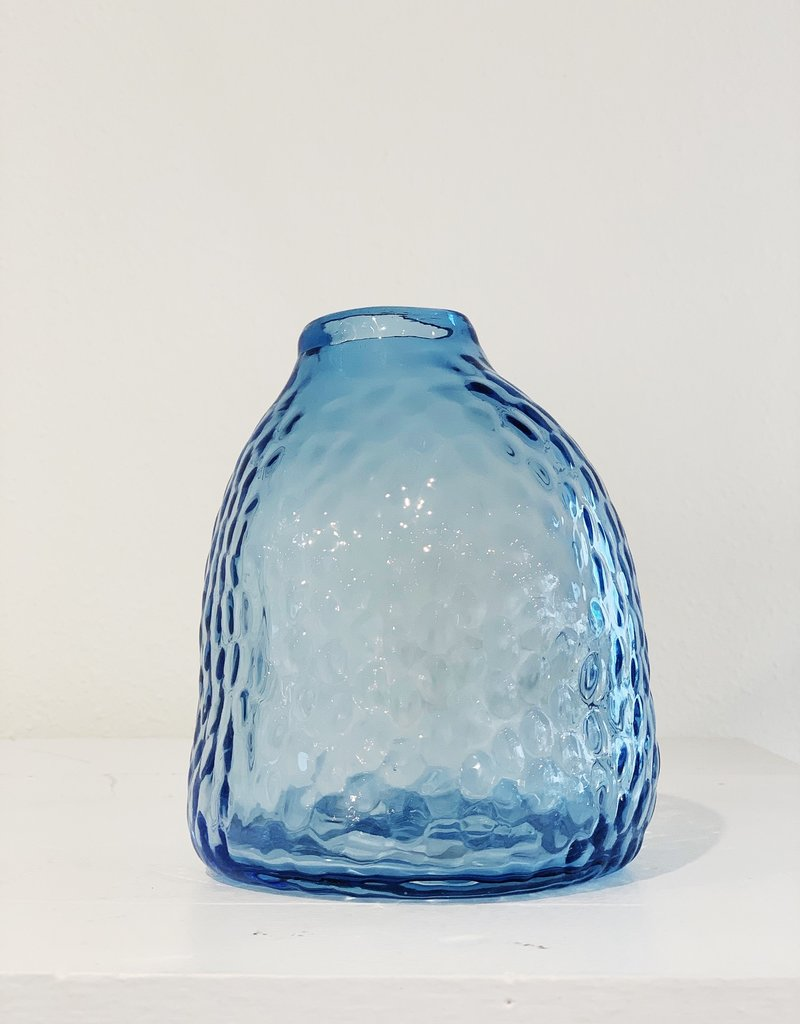 Clearwater Glass Vase 4.5 x 5.5""
