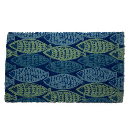 Fish Coir Mat