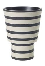 """Stria Vase 5.75x7.5"""""""