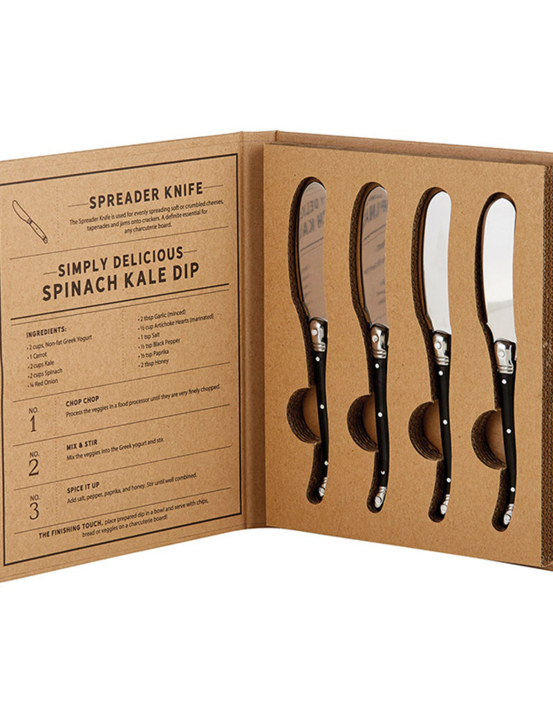 Charcuterie Spreaders - Set of 4