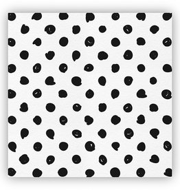 Polka Dot Cheese Paper