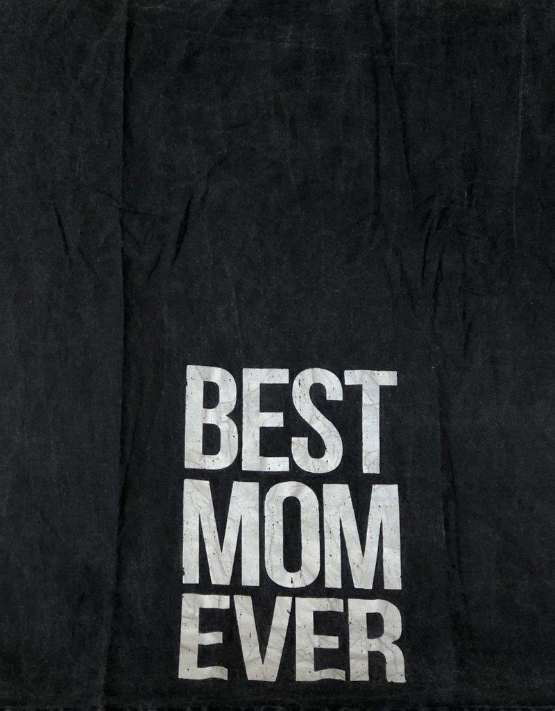 Best Mom Ever Dish Towel