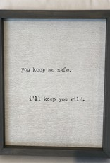 Word Board-You Keep Me Safe (Prince)