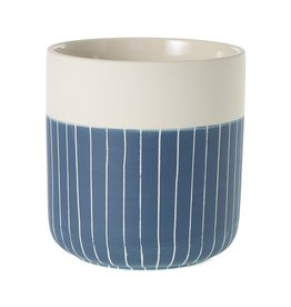 Westview Striped Pot