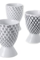 Graphic Egg Cups