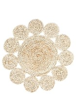Natural Flower Maize Placemat