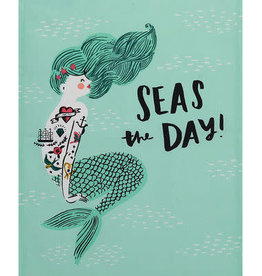 Seas The Day Tea Towel