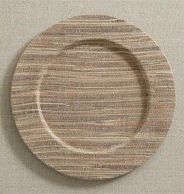 Hyacinth Charger - Natural