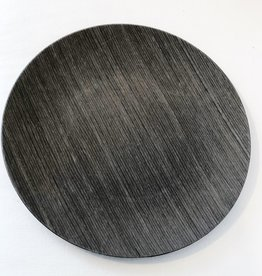 Faux Wood Charger Plate