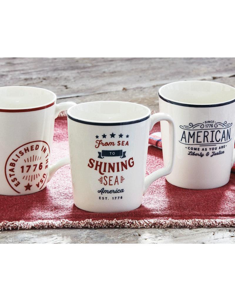 Sea to Sea USA Coffee Mug