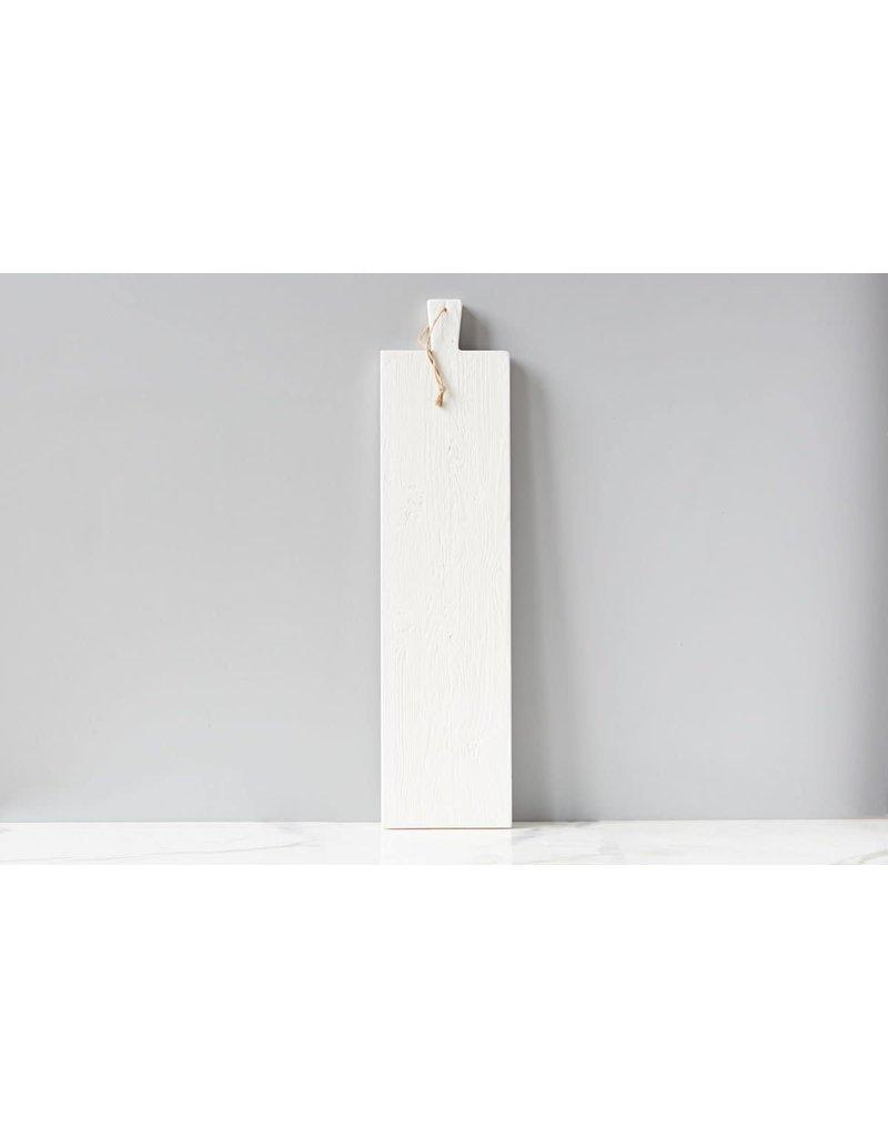 White Reclaimed Wood Charcuterie Board