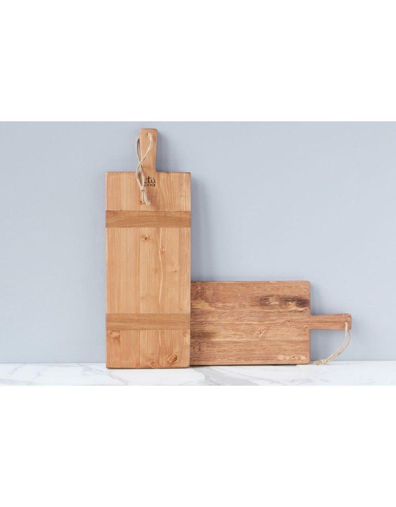 Small Rectangle Pine Charcuterie Board