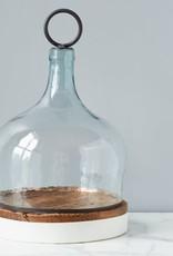 Large Barcelona Glass Decor Cloche
