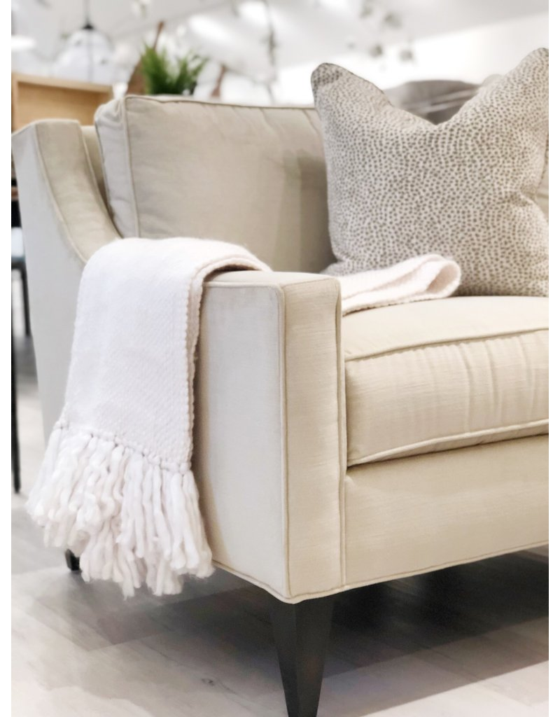 Belmont Upholstered Arm Chair