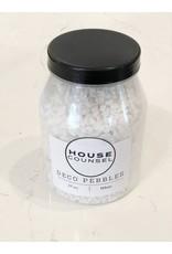 White Accessory Decor Pebbles