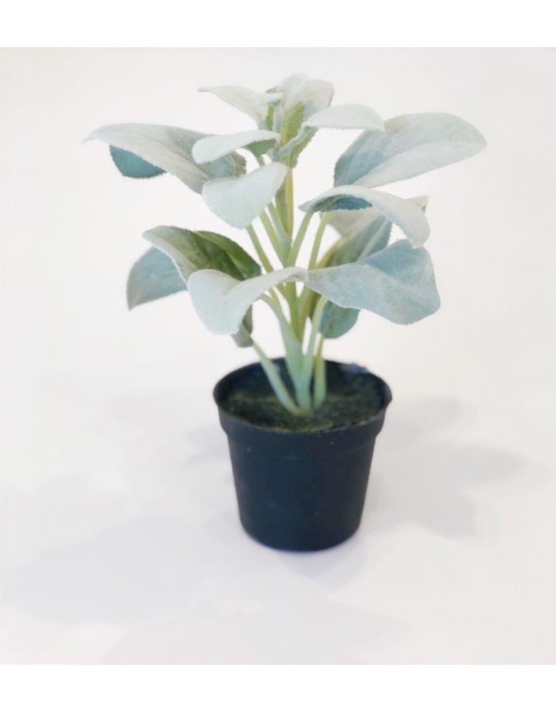 Sage Faux Herb Drop-In