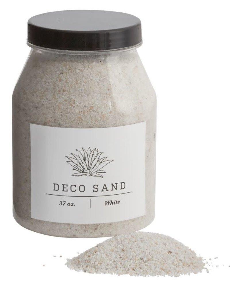 White Accessory Decor Sand