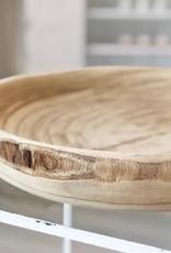 Natural Woodlands Medium Decor Bowl