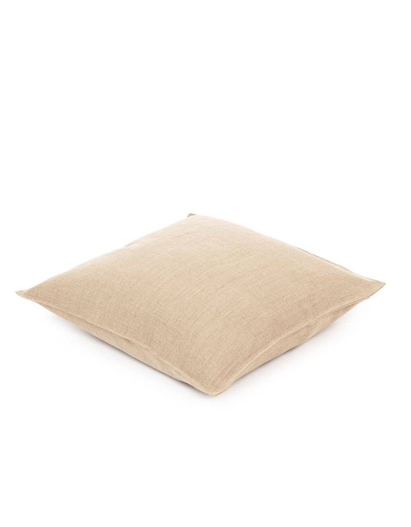 Large Camel Napoli Throw Pillow Camel