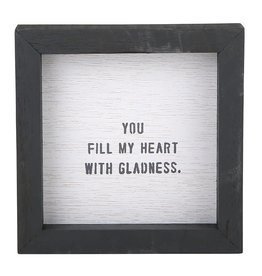 You Fill My Heart - Word Board