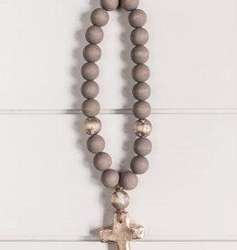 Norah Cross Blessing Beads