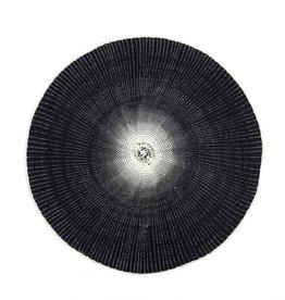 Woven Placemat - Black